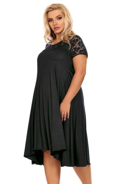 Hamana Elimar Nightdress Black  S-5XL