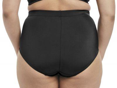 Elomi Essentials Classic Bikini Brief Black  42-52 ES7600-BLK