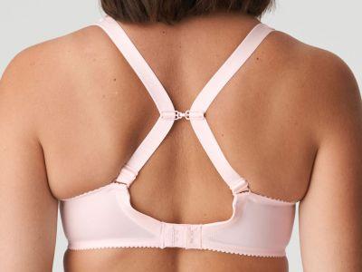 PrimaDonna Every Woman Seamless T-shirt Bra Pink Blush Underwired, non-padded seamless bra 65-100, D-H 0163110-PIB