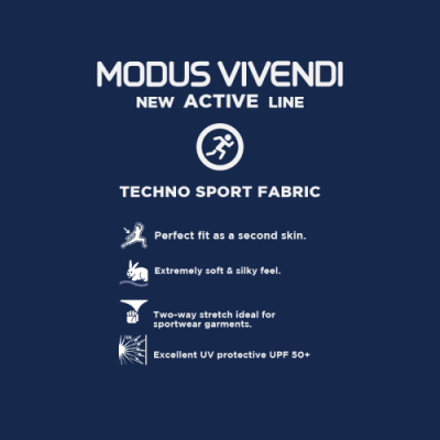 Modus Vivendi Active meggings short black Active meggings 80% Polyamide, 20% Elastane S-XL 16661