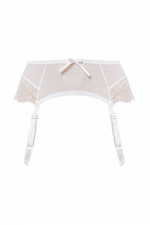 Fancies Suspender White