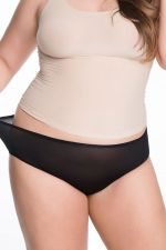 Flexi One Maxi Panty Black