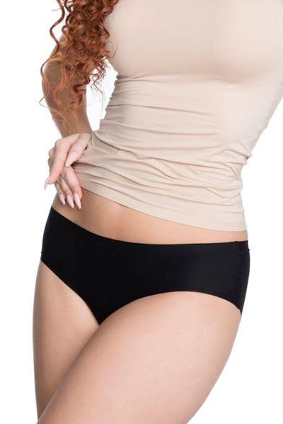Julimex Flexi One Midi Panty Black  One size / XS-XL FLEXI-MIDI-CZA
