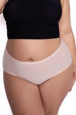 Flexi One Plus Size Maxi Panty Beige