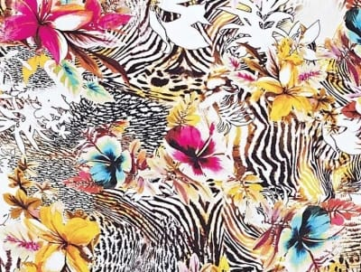 Fly Free Swimsuit Wild Print