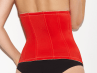 Ginger Waist Corset Red Panther-thumb