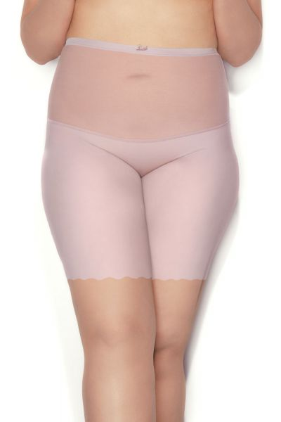 Pure Glam Form Low Bermuda Briefs Pink