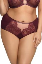 Queen Briefs Deep Red