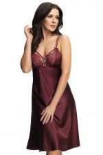Queen Camisole Deep Red