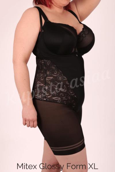 Glossy Form Shaper Body Black