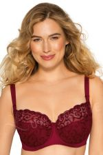 Goldie Semi Soft Bra Rumba Red