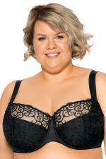 Goldie Semi Soft Bra Black