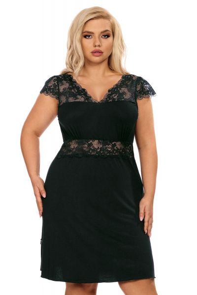 Helen Nightdress Black