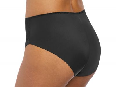 Illusion Briefs Black