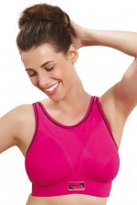 Impact Free Wirefree Sports Bra Pink G-K cups