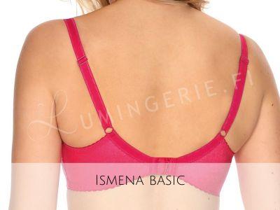 Gaia Lingerie Ismena Semi Soft Bra Fuchsia Underwired, semi-soft bra 70-105, D-L BS-921-FUK