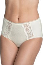 Jacquard Wave Brief Champagne