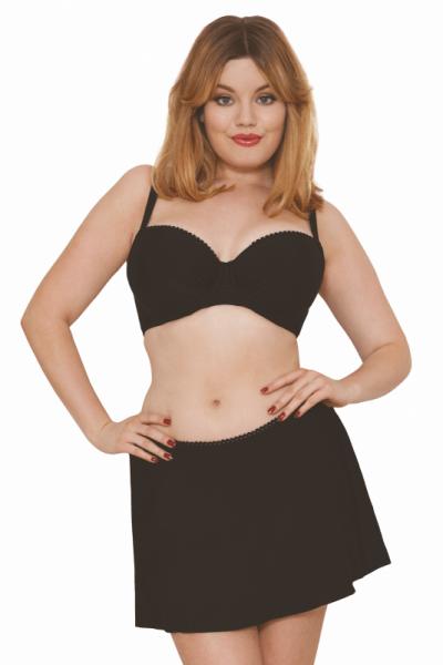 Jetty Padded Balcony Bikini Black