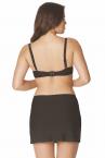 Jetty Bikini Skirt Black-thumb