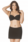 Curvy Kate Swimwear Jetty Bikini Skirt Black-thumb Skirtini with briefs 34-48 CS3555