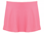 Jetty Bikini Skirt Flamingo