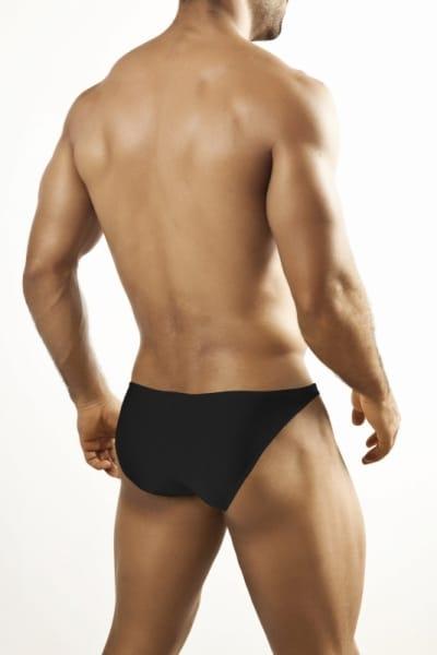 Joe Snyder Underwear Bulge Full Bikini Brief Black BUL04 Low cut bulge bikini with more room in the pouch 80% polyamidi, 20% Lycra<br> S-XL BUL04_black