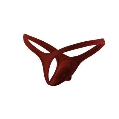 Joe Snyder Underwear Bulge Thong red BUL02 (POL) Thong 80% Polyamide, 20% Lycra S-XL BUL02_redpol