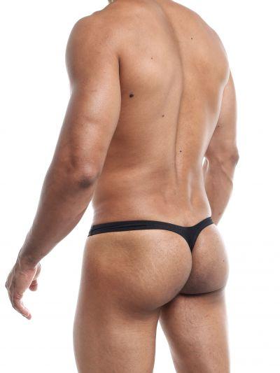Joe Snyder Underwear Infinity thong black IFT02 Thong 80% Polyamide, 20% Elastane S-XL IFT02_black