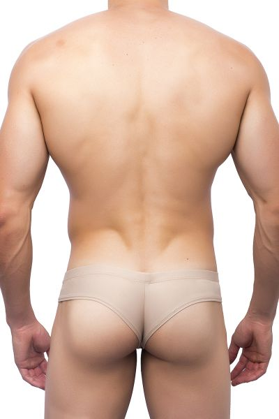 Joe Snyder Underwear Shining Mini Cheek brief Nude JS22 Mini Cheek brief 80% Nylon, 20% Spandex <br> S-XL JS22_nude