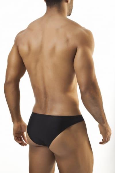Joe Snyder Underwear Shining Bikini Brief Black JS01 Bikini brief 80% Polyamide, 20% Lycra S-XL JS01_black