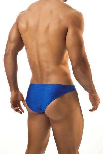Joe Snyder Underwear Shining Bikini Brief Royal Blue JS01 Bikini brief 80% Polyamide, 20% Lycra S-XL JS01_royal