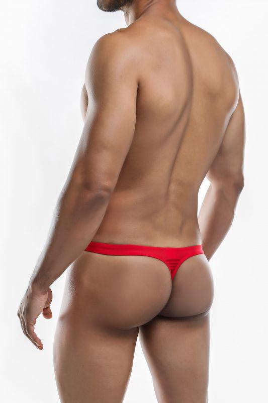 f62afe8f6229 Joe Snyder Underwear Shining Thong red JS03 (POL)   men's underwear ...