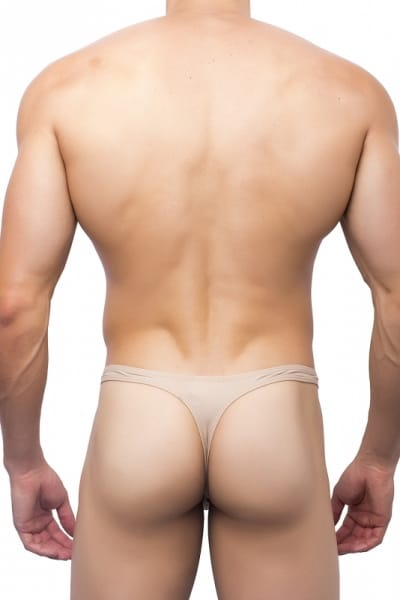 Joe Snyder Underwear Shining Thong Nude JS03 Thong with a 2,5 cm back 80% Polyamide, 20% Lycra S-XL JS03_nude
