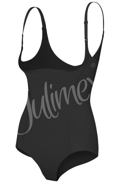 Julimex Invisible Shaper Body Black  S-2XL JXS-219
