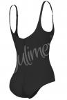 Julimex Invisible Shaper Body Black-thumb  S-2XL JXS-219