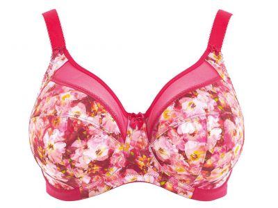 Kayla UW Banded Bra Hot Floral