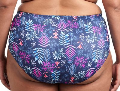 Goddess Kayla Brief Cloud Forest  M-4XL GD6168-CFT