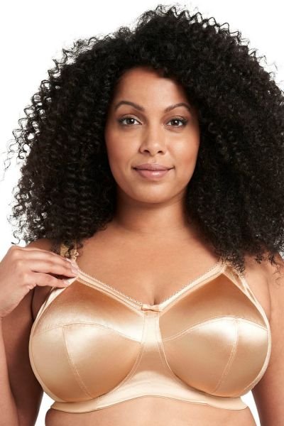 Keira Wireless Nursing Bra Beige