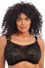 Kelsey UW Bralette Black
