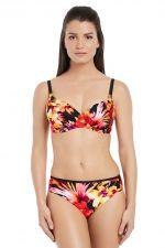 Ko Phi Phi Full Cup Bikini Top Multicoloured