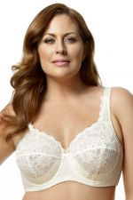 Lace Full Cup Bra Ivory