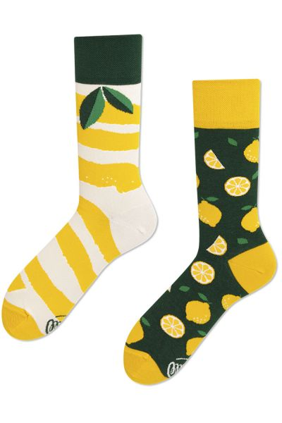 Lemons Regular Socks 1 pair