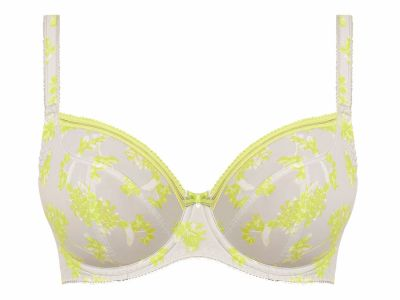 Lime Light UW Plunge Bra Zest