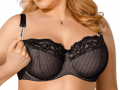 Liv Nursing Bra Black
