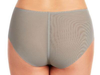 Loni Low Waist Brief Grey