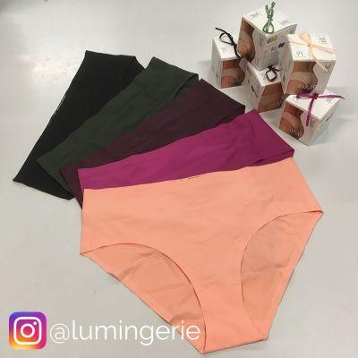 Julimex Simple Panty Apricot  S-XL SMPL-MORELOWE