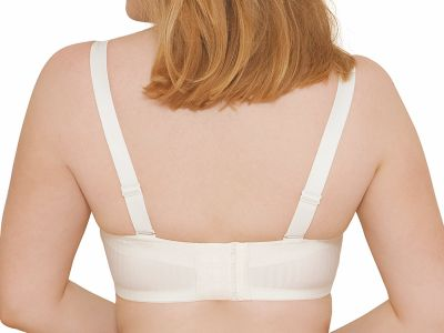 Luxe Strapless Multiway Bra Ivory
