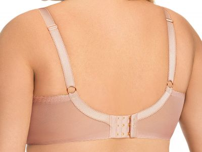 Magic Rose Soft Bra Beige Copper
