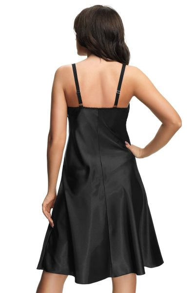 Magnetic Camisole Black Silver