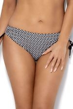 Marigold Bikini Briefs Black White Gold